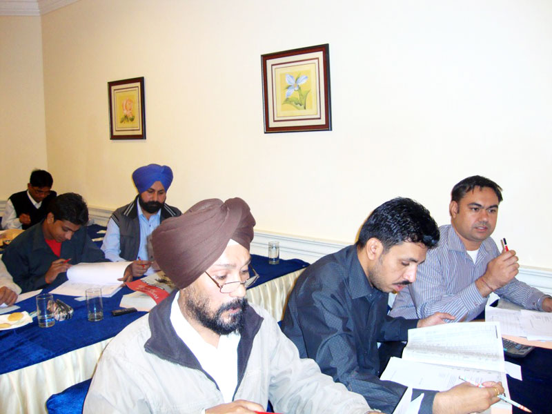 Workshop Jalandhar